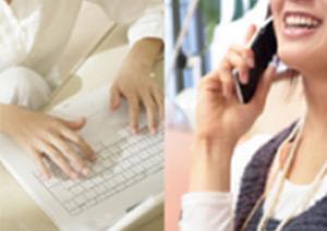 BƯỚC 01 Đặt cuộc hẹn bằng điện thoại hoặc trang web