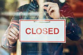 Thời gian đóng cửa tạm thời CLB