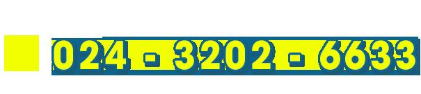 ĐĂNG KÝ TẬP THỬ: 024-3202-6633